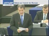 UE : Manip Prodi Sarko « garder le contenu »