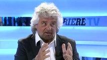 Beppe Grillo al Corriere - Intervista (INTEGRALE) - MoVimento 5 Stelle