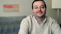 Soy paciente de leucemia - Fundación DKMS España
