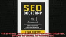 Free PDF Downlaod  SEO Bootcamp  Learn the Basics of SEO in 2 Weeks FREE Books SEO 2016 SEO Writting SEO  BOOK ONLINE