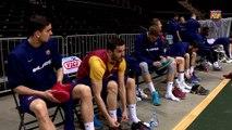 """FCB Basket: """"El Barça Lassa ha de guanyar per no patir per a la classificació per als quarts"""""""