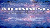 Download Mobbing  Emotional Abuse in the American Workplace