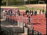 2013/06/02 - Championnat régional - 100m finale - Minimes filles - Bourges (Région Centre)