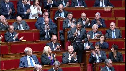 29.03.16 Lionnel Luca Question Gouvernement le Prélèvement de l'Etat sur les Collectivités Territoriales