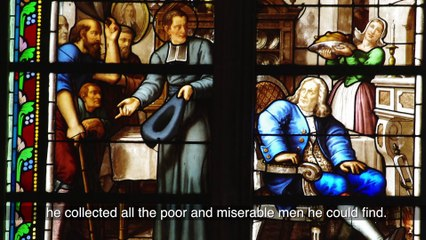 2 Saint Louis Marie de Montfort - poor with the poor