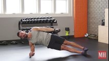 The Lateral Raise that Crushes Your Obliques