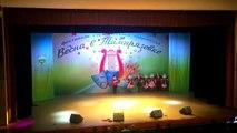 Народный танец казаков Черкесска