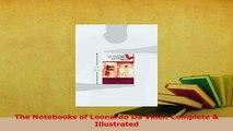 PDF  The Notebooks of Leonardo Da Vinci Complete  Illustrated Free Books