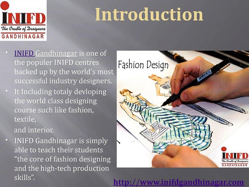 Fashion Design Institute Gandhinagar Video Dailymotion