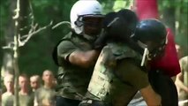 Special Forces Training - Martial Arts - Self Defense Techniques - Special Forces Demo 2016
