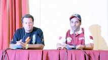 Robby Gordon & Nasser Al-Attiyah - Dakar 2012