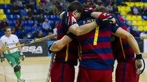 [HIGHLIGHTS] HOQUEI PATINS (OK Liga): FC Barcelona Lassa-CP Calafell Tot l'Any (6-2)