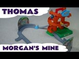 Take Along Kids Thomas The Train Toy Train Set Lights and Sounds Morgan's Mine Adventure