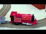 Trackmaster SKARLOEY'S PUPPET SHOW Kids Thomas The Tank Engine Toy Train Set Thomas The Tank Engine
