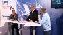 Le Café de la Marine du Télégramme avec Yves Le Blévec