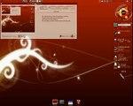 Ubuntu 7.10 + Compiz + Awn ( small update )
