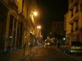 Paris 2eme rue d'aboukir, rue du Caire et rue Dussoubs
