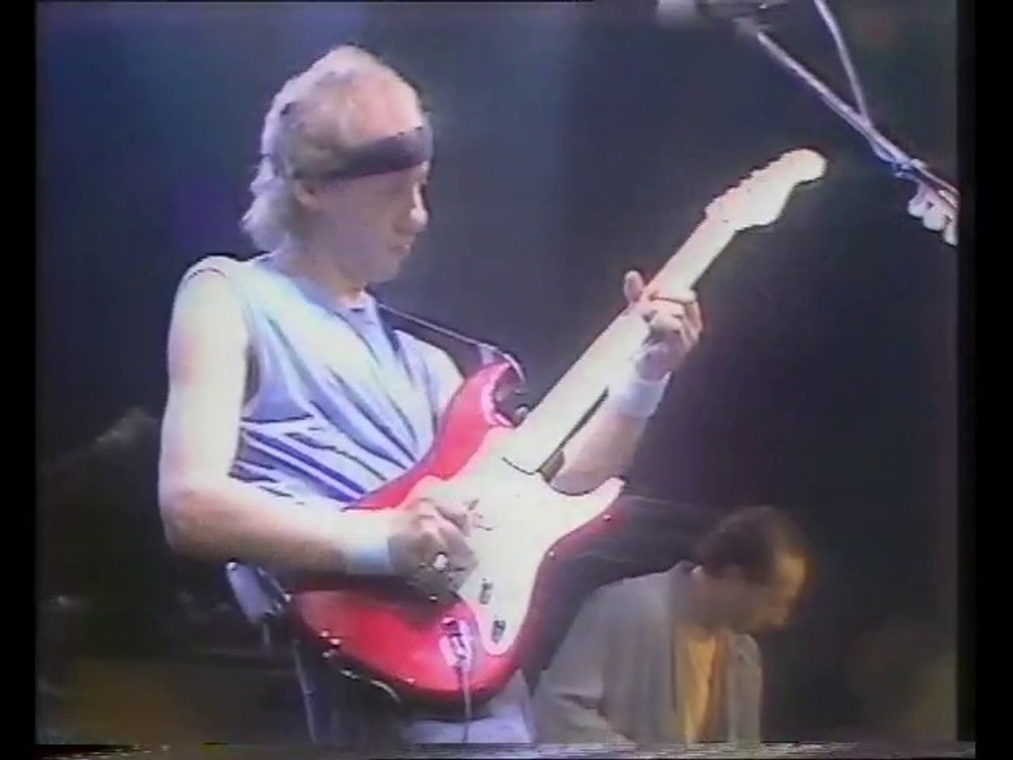 Dire Straits 02 Sultans Of Swing Live At Wembley London 10 07 1985 Video Dailymotion