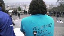 Ils sont 100, les premiers Volontaires du service civique, de Paris