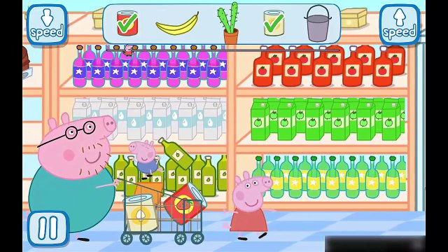 Peppa Pig Shopping