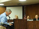 Harborside Workers address Port of SD Harbor Commissioners