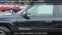 2003 Chevrolet TrailBlazer EXT EXT LT 2WD - for sale in San