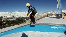 #1 El Tarter Snow Park - Grandvalira 2014/15