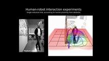 Adaptive Spacing in Human-Robot Interactions