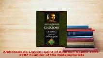 Read PDF] The Sermons of St  Alphonsus Liguori for All the