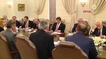 Bosna Hersek Bakanlar Konseyi Başkanı Zvizdiç Ankara'da Ziyaretlerine Devam Ediyor