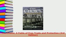 PDF  The Choice A Fable of Free Trade and Protection 3rd Edition Read Full Ebook