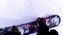 Lunch run at Loveland ski area