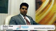 Kabeer Khan Speaks About Khawaja Foundation Lahore Pakistan.