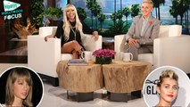 Nicki Minaj Confesses Nasty Feuds with Taylor Swift and Miley Cyrus on Ellen Show
