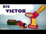 R/C Musical VICTOR on Trackmaster Thomas The Tank Engine Train Set Kids Toy Thomas & Friends