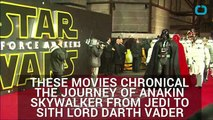 The Chronological Order of Events In The Star Wars Universe