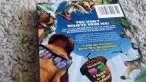 Me Unboxing Ice Age Dawn Of The Dinosaurs 2009 3D DVD