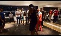 WT20  Final West Indies vs England = Chris Gayle dance with Virat Kohli after match, mauka mauka