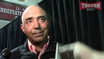 Bengals Coach Marvin Lewis-Heads Up Football