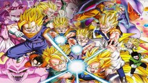 All DBZ Games On PSP