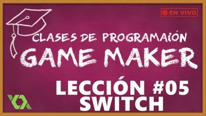 Clases de Programación GameMaker - Lección #5 (Parte 3-3)