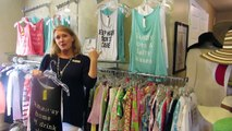 Graphic Tanks Fashionista Friday at Fifi's!
