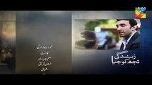 Full HD Drama Zindagi Tujh Ko Jiya Episode 28 Promo HUM TV Drama 6 April 2016 -
