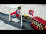 Tomy Toll Booth Thomas The Tank Engine with Bulgy Kids Toy Train Set Thomas The Tank Engine
