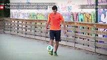 150 + Football-Soccer Skills & Tricks (Step by Step Tutorials) - Football Tricks Online