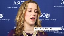 Dr. Hamilton on Ph 1b Study for Ovarian Cancer Patients - Sarah Cannon