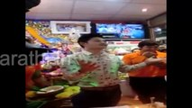 Ganesh Chhaturthi Celebration by Thais in Thailand