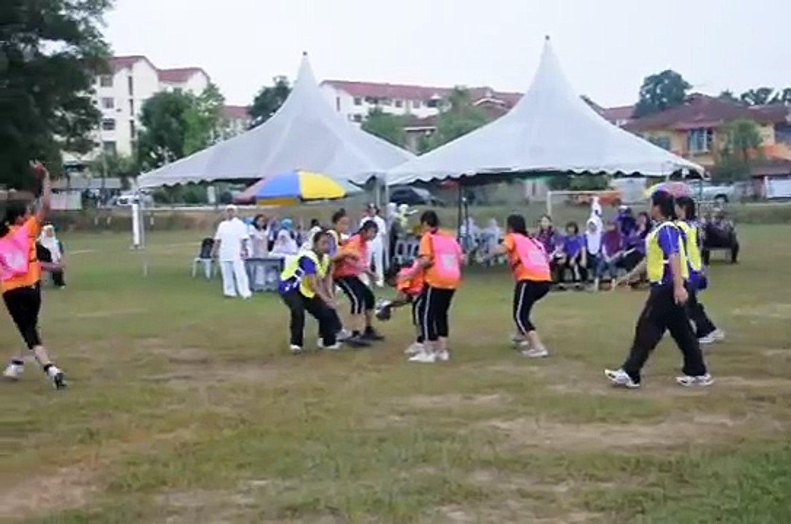 Kota Damansara Under 12 Netball Teams (24)