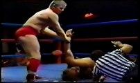 Bob Backlund vs Larry Zbyszko