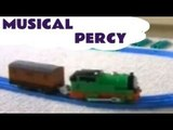 Trackmaster Talking Musical Thomas the Train Percy by Tomy Kids Toy Train Set Thomas The Tank Engine